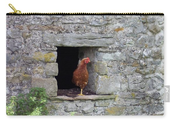 Yorkshire Hen Carry-all Pouch