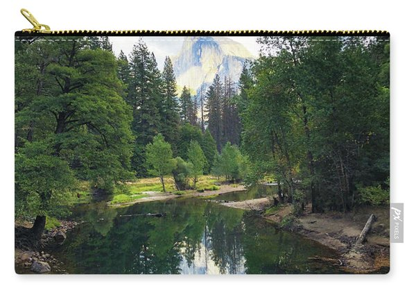 Yosemite Classical View Carry-all Pouch