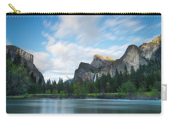 Yosemite Panorama Carry-all Pouch
