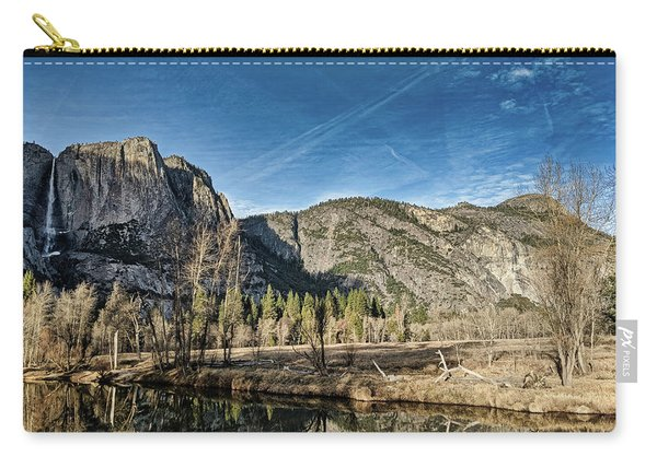 Yosemite Reflection Carry-all Pouch
