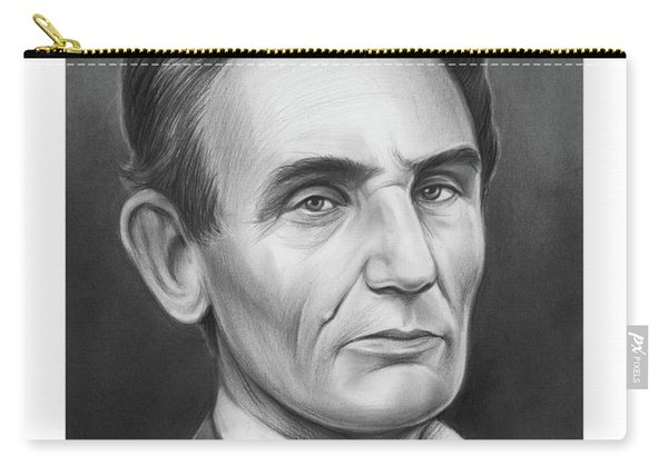 Young Lincoln Lawyer Carry-all Pouch