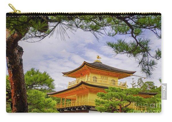 Zen Buddhist Temple Kinkaku-ji G5 Carry-all Pouch