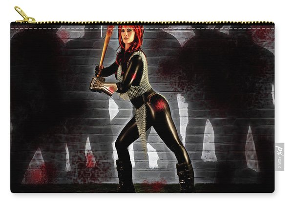 Zombie Hunter Carry-all Pouch