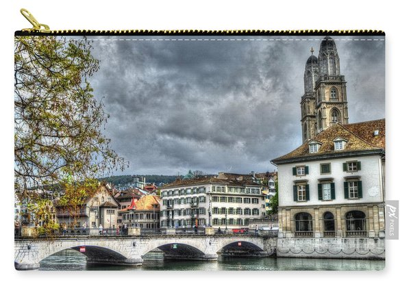 Zurich Switzerland Carry-all Pouch