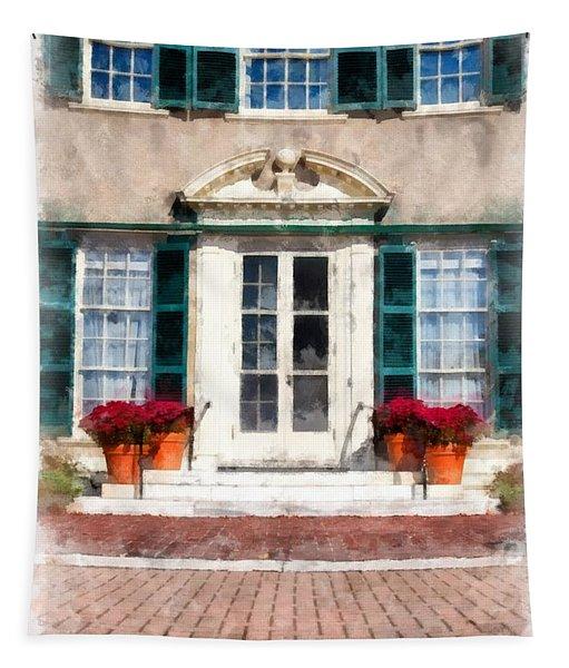 Hildene Manchester Vermont Tapestry
