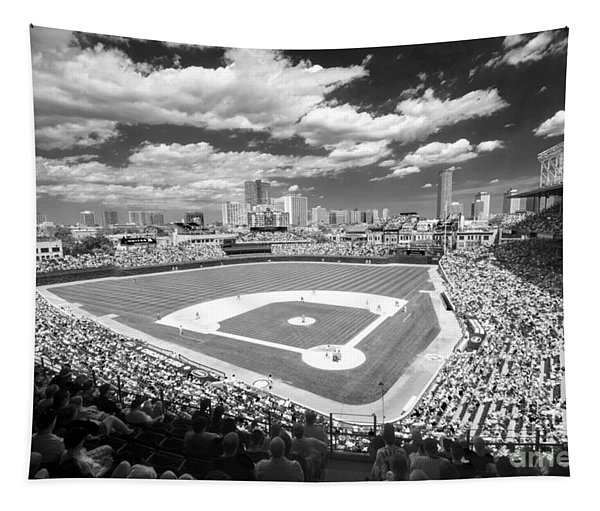 0416 Wrigley Field Chicago Tapestry