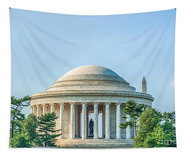 Jefferson Memorial Tapestry