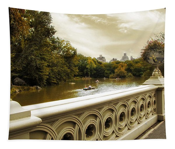 City Views Tapestry