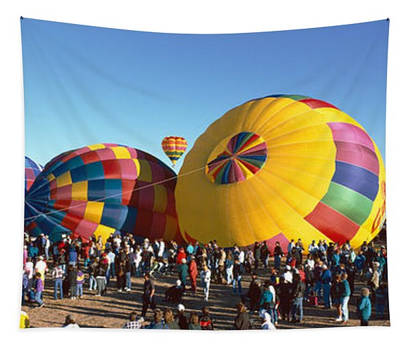 25th Albuquerque International Balloon Tapestry