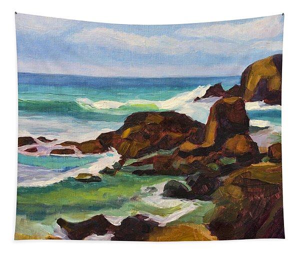 A Frouxeira Galicia Tapestry