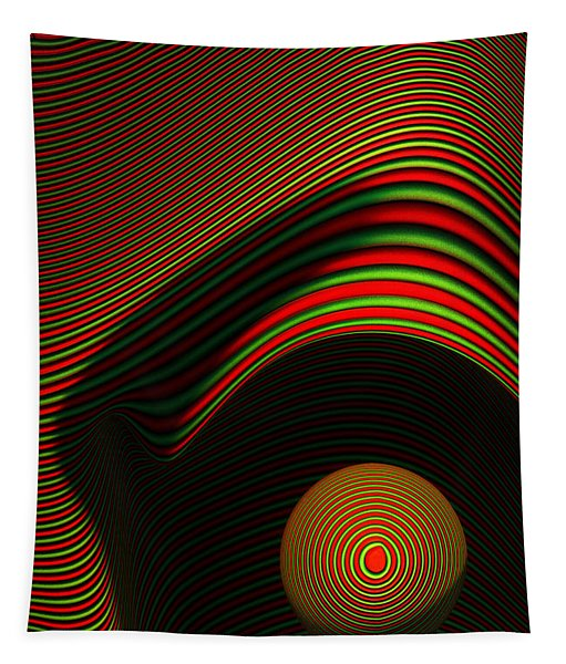 Abstract Eye Tapestry