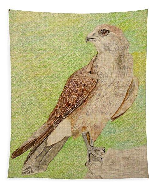 Alert For Prey Tapestry
