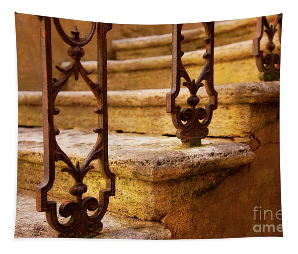 Ancient Steps Tapestry