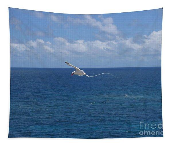 Antigua - In Flight Tapestry