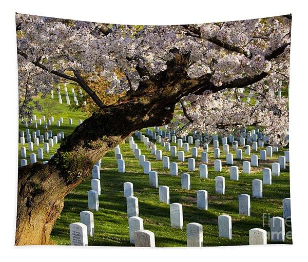 Arlington National Cemetary Tapestry