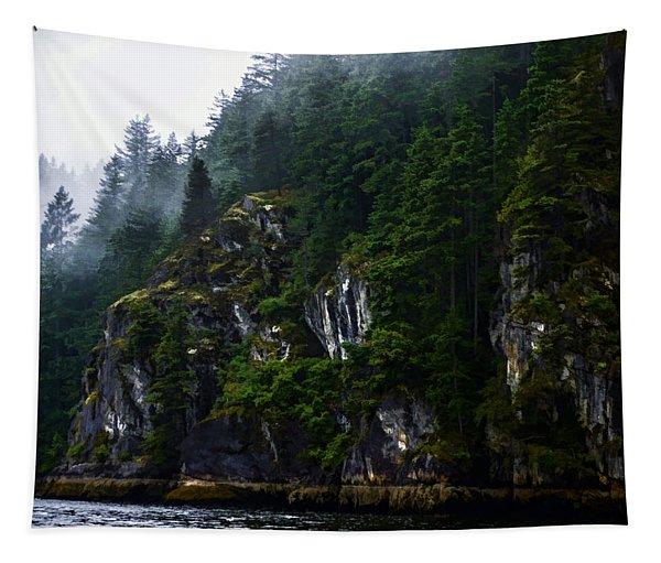 Awesomeness Of Nature Tapestry