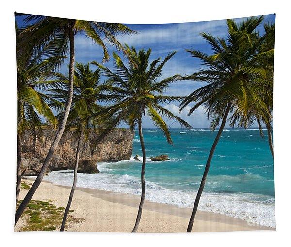 Barbados Beach Tapestry