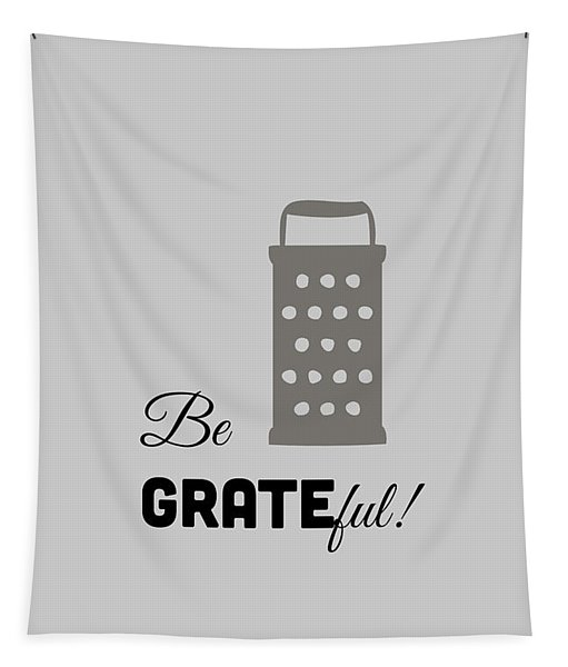 Be Grateful Tapestry