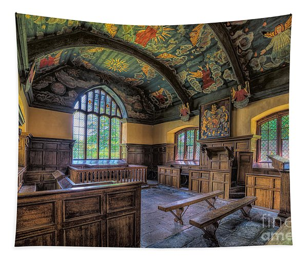 Beautiful 17th Century Chapel Tapestry
