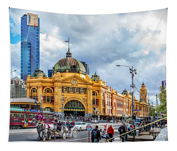 Classic Melbourne Tapestry