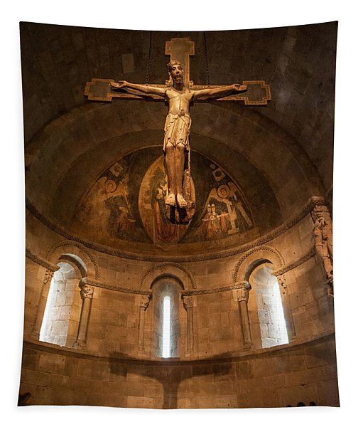 Cloisters Crucifixion Tapestry