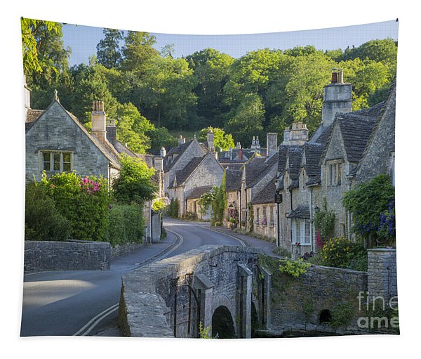 Cotswold Village Tapestry