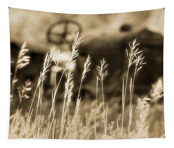 Country Heaven Tapestry