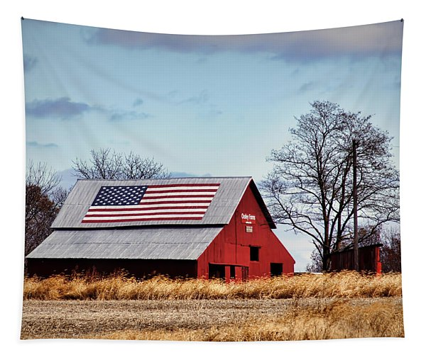 Country Pride Tapestry
