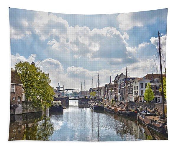 Delfshaven Rotterdam Tapestry