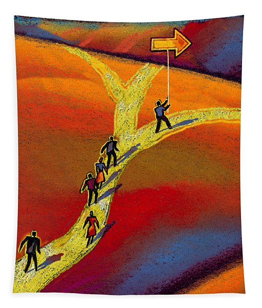 Direction Tapestry