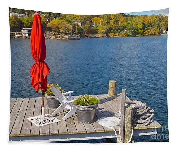 Dock By The Bay Tapestry