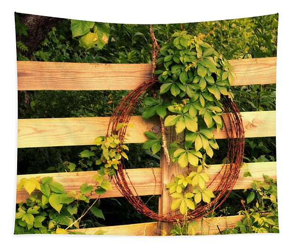 Don't Fence Me In Tapestry