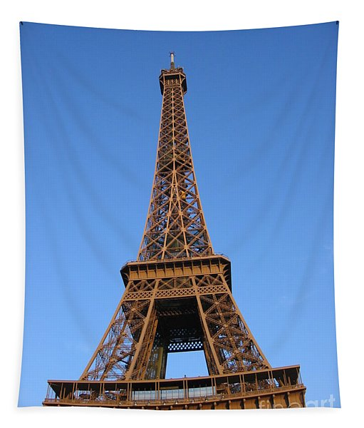 Eiffel Tower 2005 Ville Candidate Tapestry