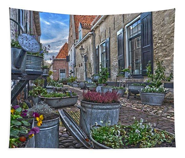 Elburg Alley Tapestry