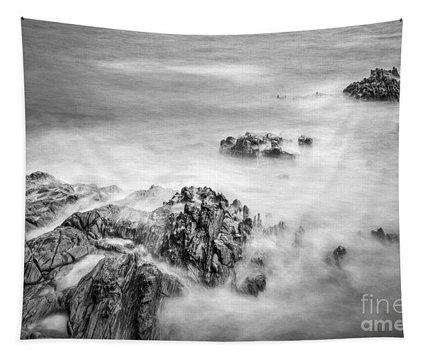 Estacas Beach Galicia Spain Tapestry
