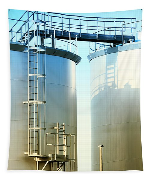 Fuel Storage Tanks Tapestry