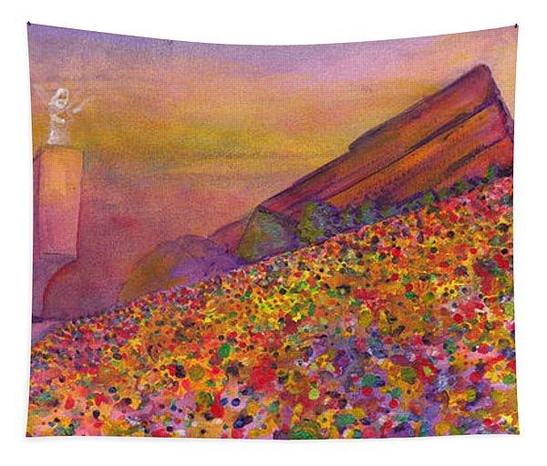 Furthur At Redrocks 2011 Tapestry