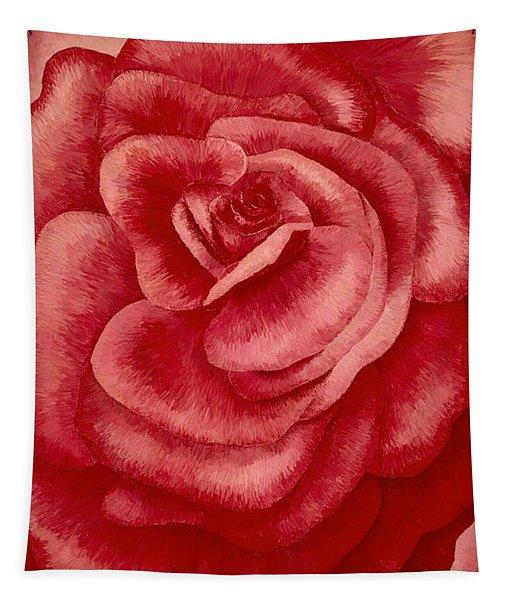 Garden Rose Tapestry