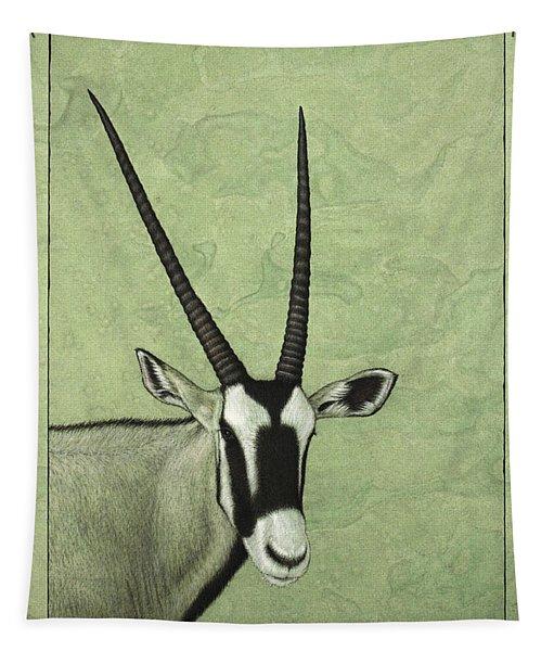 Gemsbok Tapestry