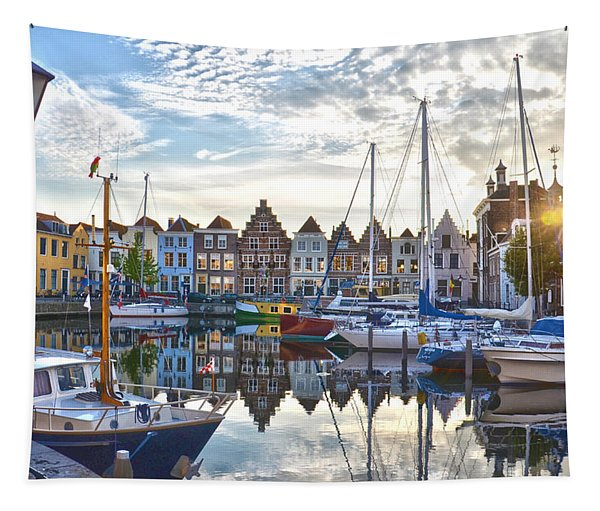 Goes Harbour Tapestry