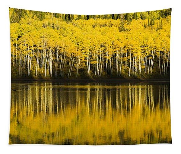 Golden Lake Tapestry