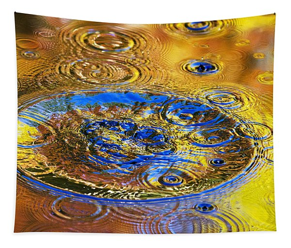 Color Splash Tapestry