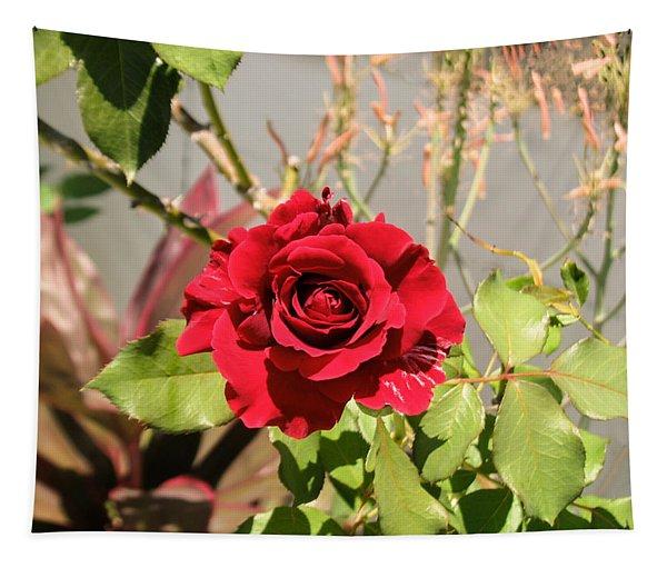 Growing Rose Tapestry
