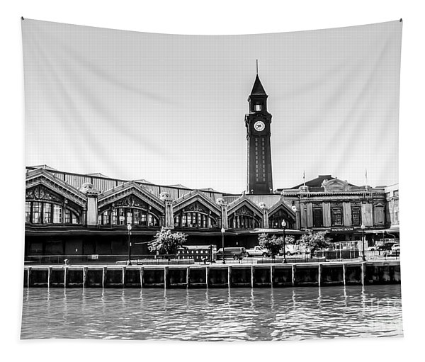 Hoboken Terminal Tower Tapestry