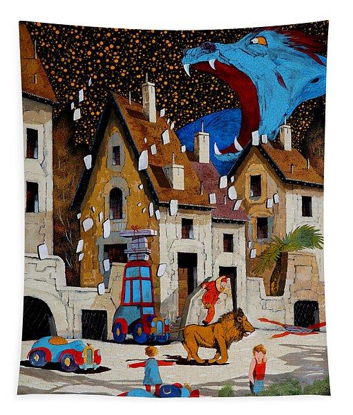 Il Drago Tapestry