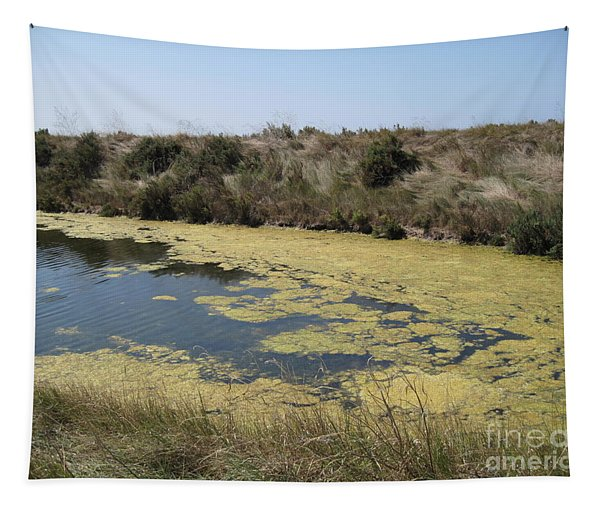 Ile De Re - Marshes Tapestry