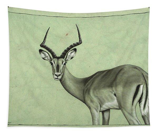 Impala Tapestry
