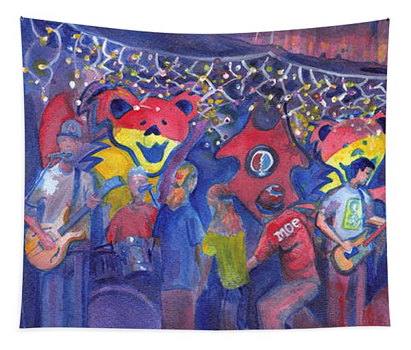 Interstate Stash Express At Oskar Blues In Lyons Co Tapestry