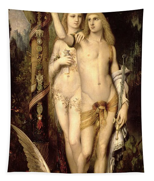 Jason And Medea Tapestry