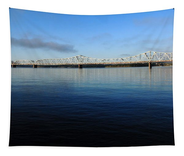 Kimberling City Bridge Tapestry